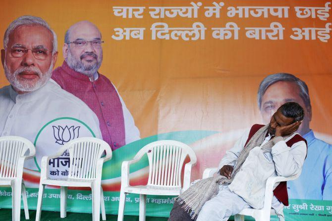 BJP Loss