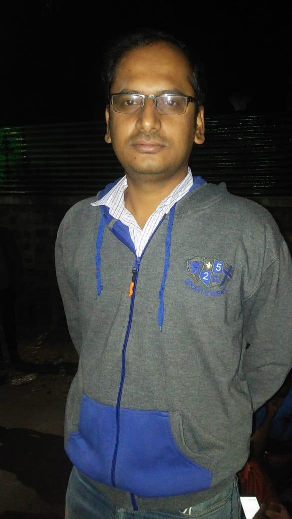 Abhijit Samudra