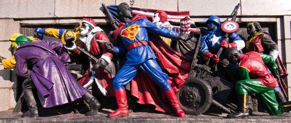 Superhero Soviet